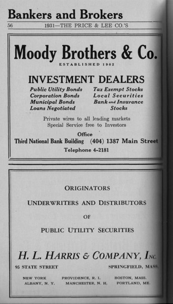 Springfield Directory Ads 1931 038