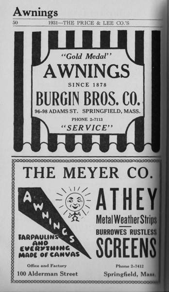 Springfield Directory Ads 1931 032