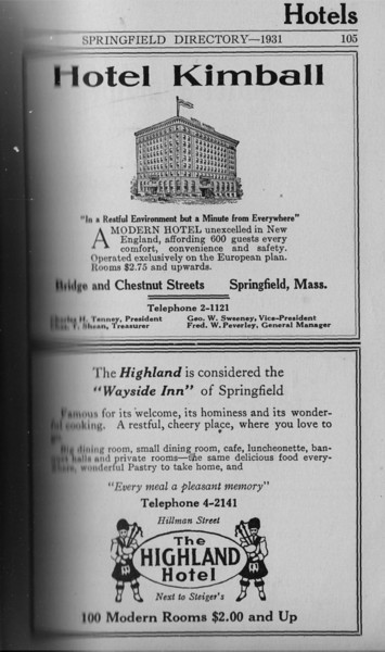 Springfield Directory Ads 1931 089