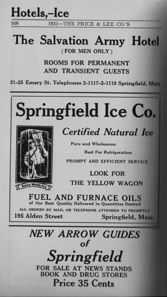 Springfield Directory Ads 1931 092