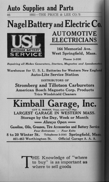 Springfield Directory Ads 1931 028
