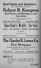 Springfield Directory Ads 1931 161