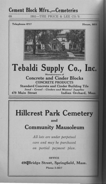 Springfield Directory Ads 1931 050