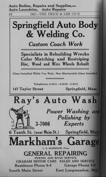 Springfield Directory Ads 1931 024