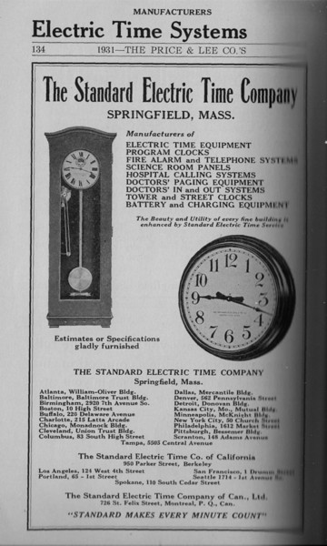 Springfield Directory Ads 1931 119