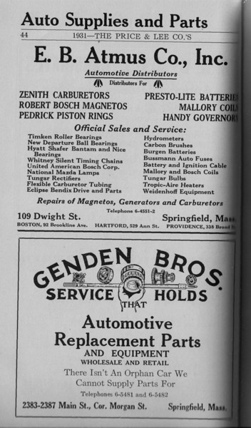 Springfield Directory Ads 1931 026