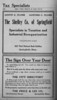 Springfield Directory Ads 1931 171