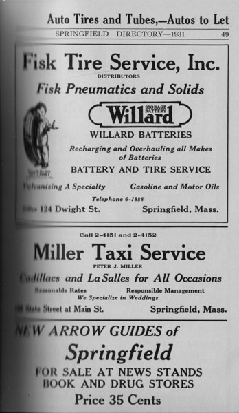 Springfield Diectory Ads 1931 031