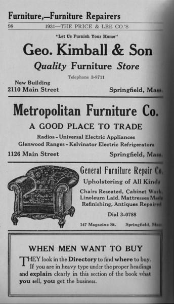 Springfield Directory Ads 1931 082