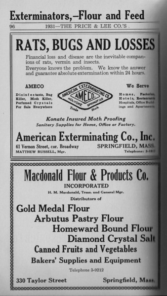 Springfield Directory Ads 1931 080