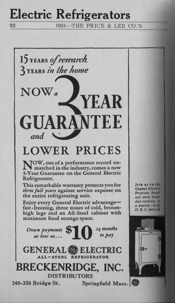 Springfield Directory Ads 1931 076