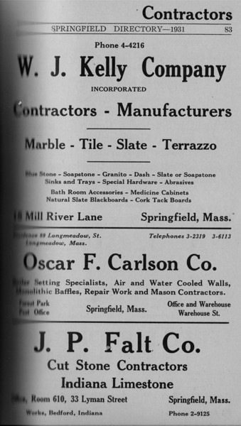 Springfield Directory Ads 1931 067