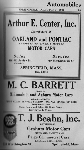Springfield Directory Ads 1931 017
