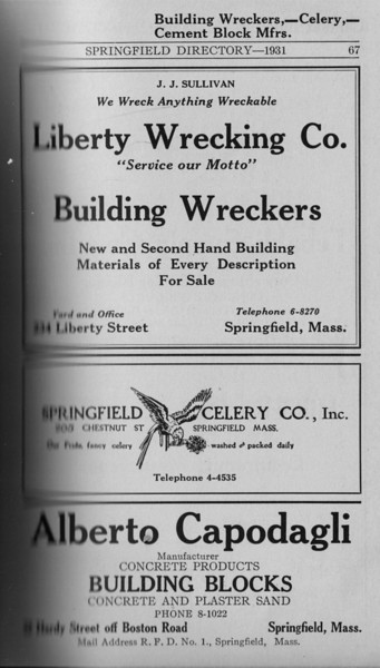 Springfield Directory Ads 1931 049