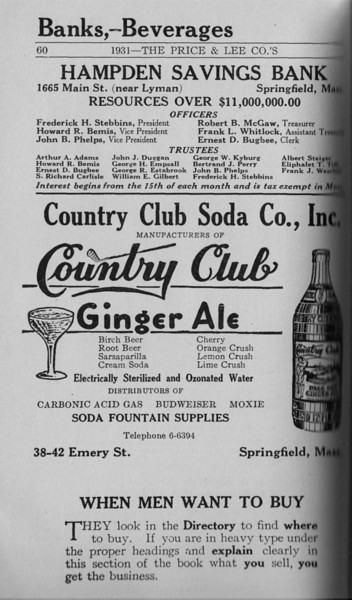 Springfield Directory Ads 1931 042