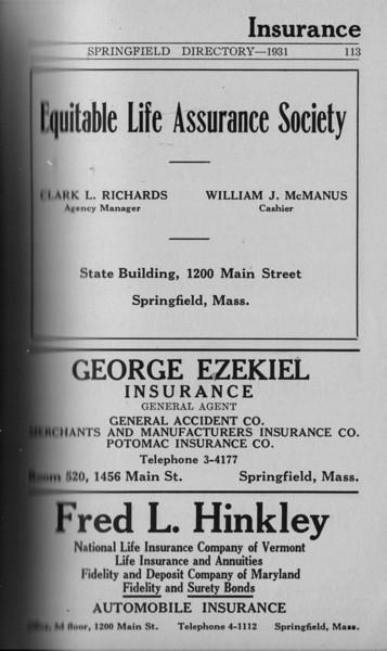 Springfield Directory Ads 1931 097