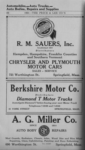 Springfield Directory Ads 1931 022