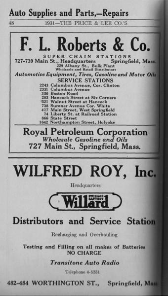 Springfield Directory Ads 1931 030