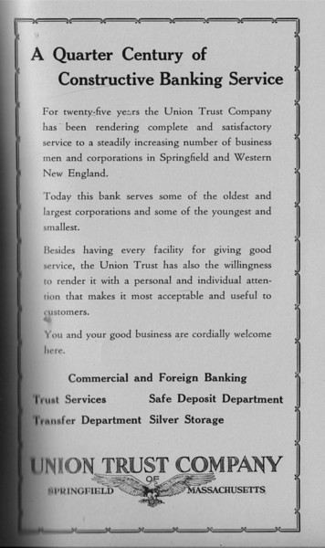 Springfield Directory Ads 1931 186