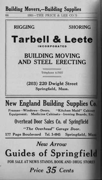 Springfield Directory Ads 1931 048
