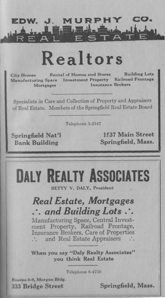 Springfield Directory Ads 1931 001