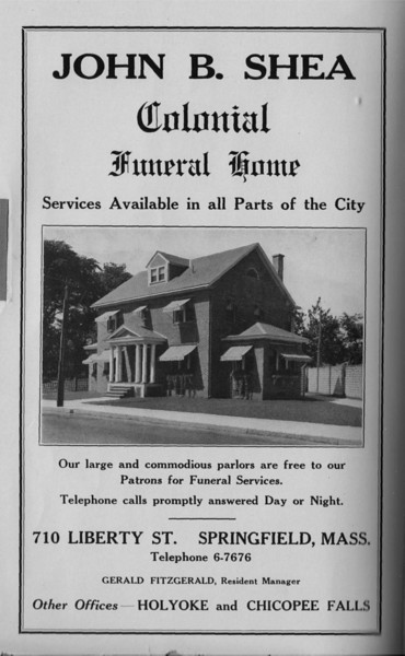 Springfield Directory Ads 1931 179