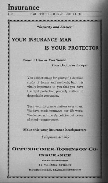 Springfield Directory Ads 1931 094