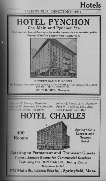 Springfield Directory Ads 1931 091