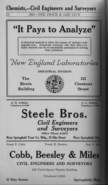 Springfield Directory Ads 1931 052