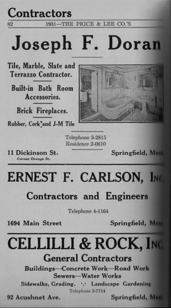 Springfield Directory Ads 1931 066
