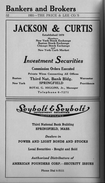 Springfield Directory Ads 1931 034