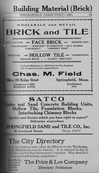 Springfield Directory Ads 1931 047