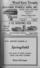 Springfield Directory Ads 1931 176