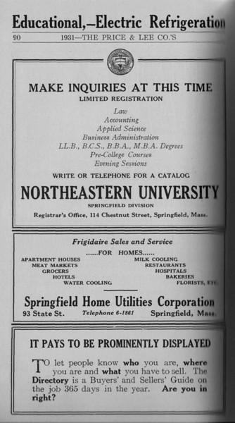 Springfield Directory Ads 1931 074
