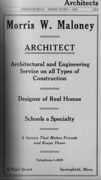 Springfield Directory Ads 1931 011