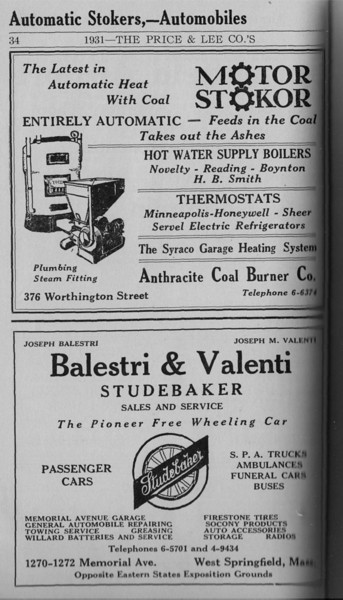 Springfield Directory Ads 1931 014