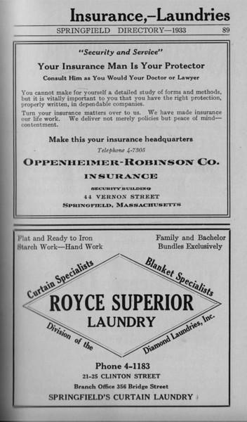 Springfield Bus Directory 1933 066