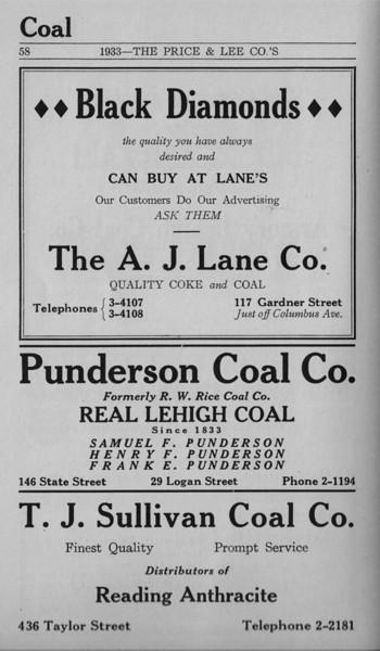 Springfield Bus Directory 1933 033