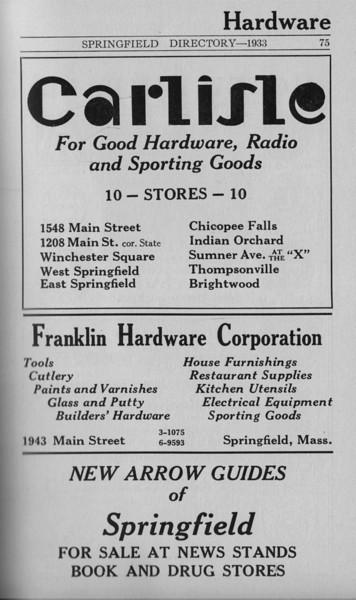 Springfield Bus Directory 1933 050