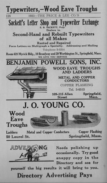 Springfield Bus Directory 1933 096