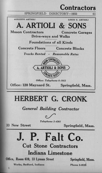 Springfield Bus Directory 1933 036