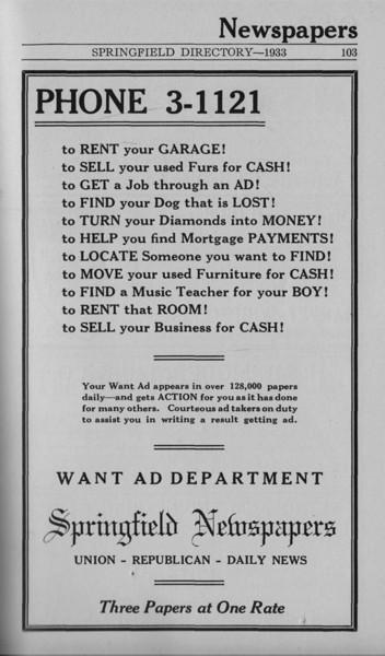 Springfield Bus Directory 1933 080