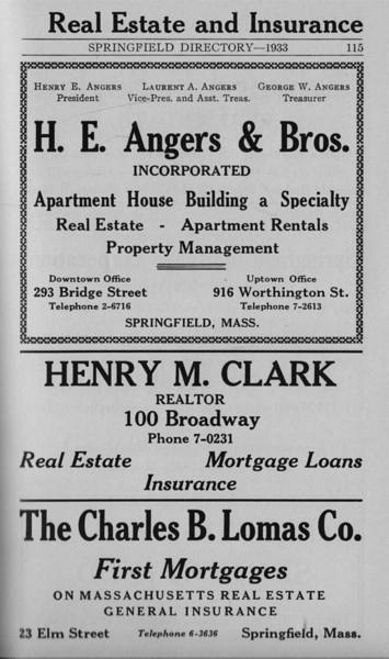 Springfield Bus Directory 1933 089