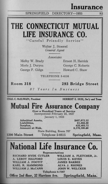 Springfield Bus Directory 1933 060