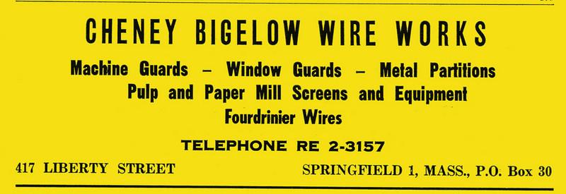 Springfield City Directory 1957 1hb