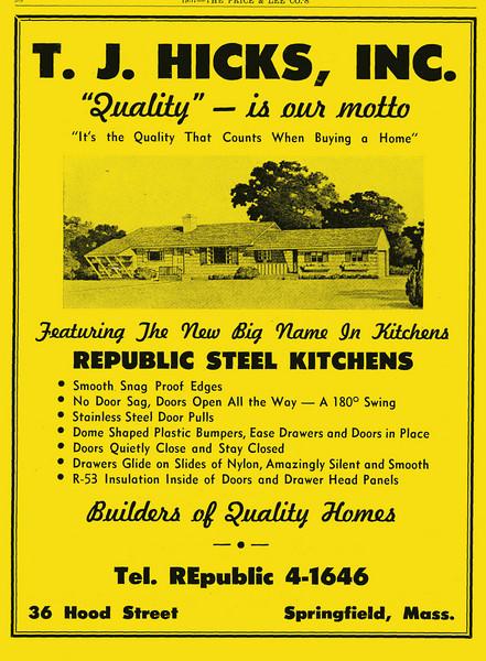 Springfield City Directory 1957 1dc
