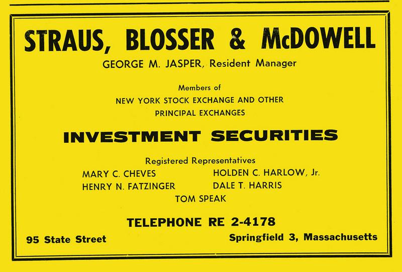 Springfield City Directory 1957 1cg