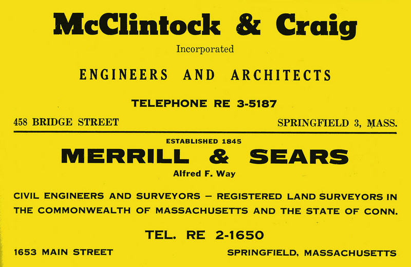 Springfield City Directory 1957 1dx
