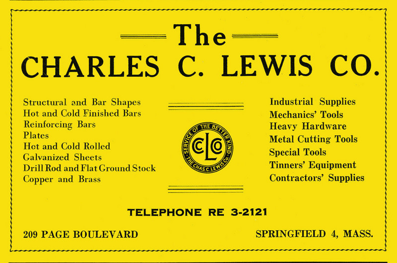 Springfield City Directory 1957 1jg