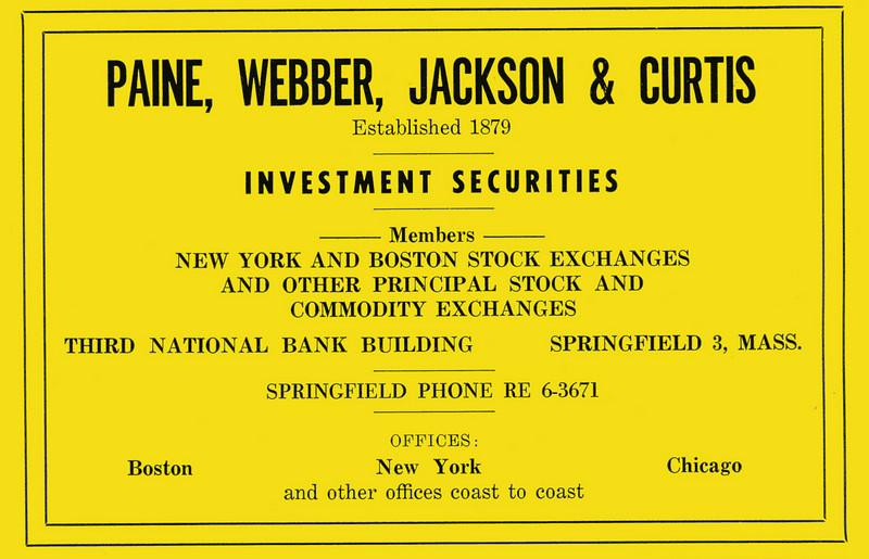 Springfield Cty Directory 1957 1cf